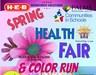MJMS Spring Health Fair