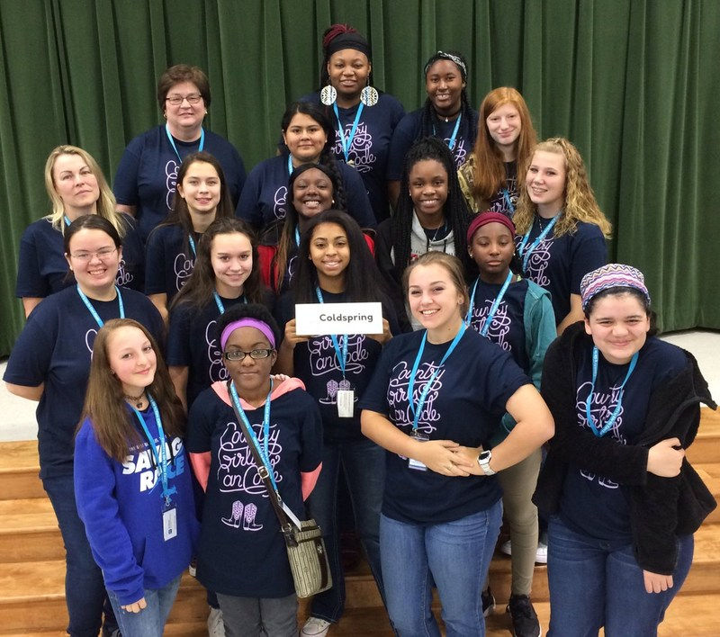 Coldspring students learn 'Country Girls Can Code' Thumbnail Image