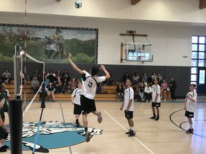 Boys Volleyball vs North Mountain