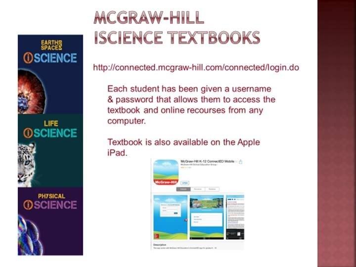 Online Textbooks and Resources – Academics – St  Joseph Catholic School