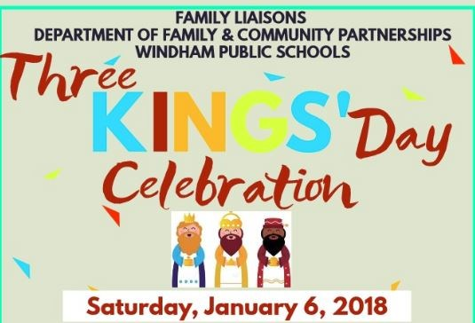 Three Kings' Day Community Celebration January 6, 2018 Thumbnail Image