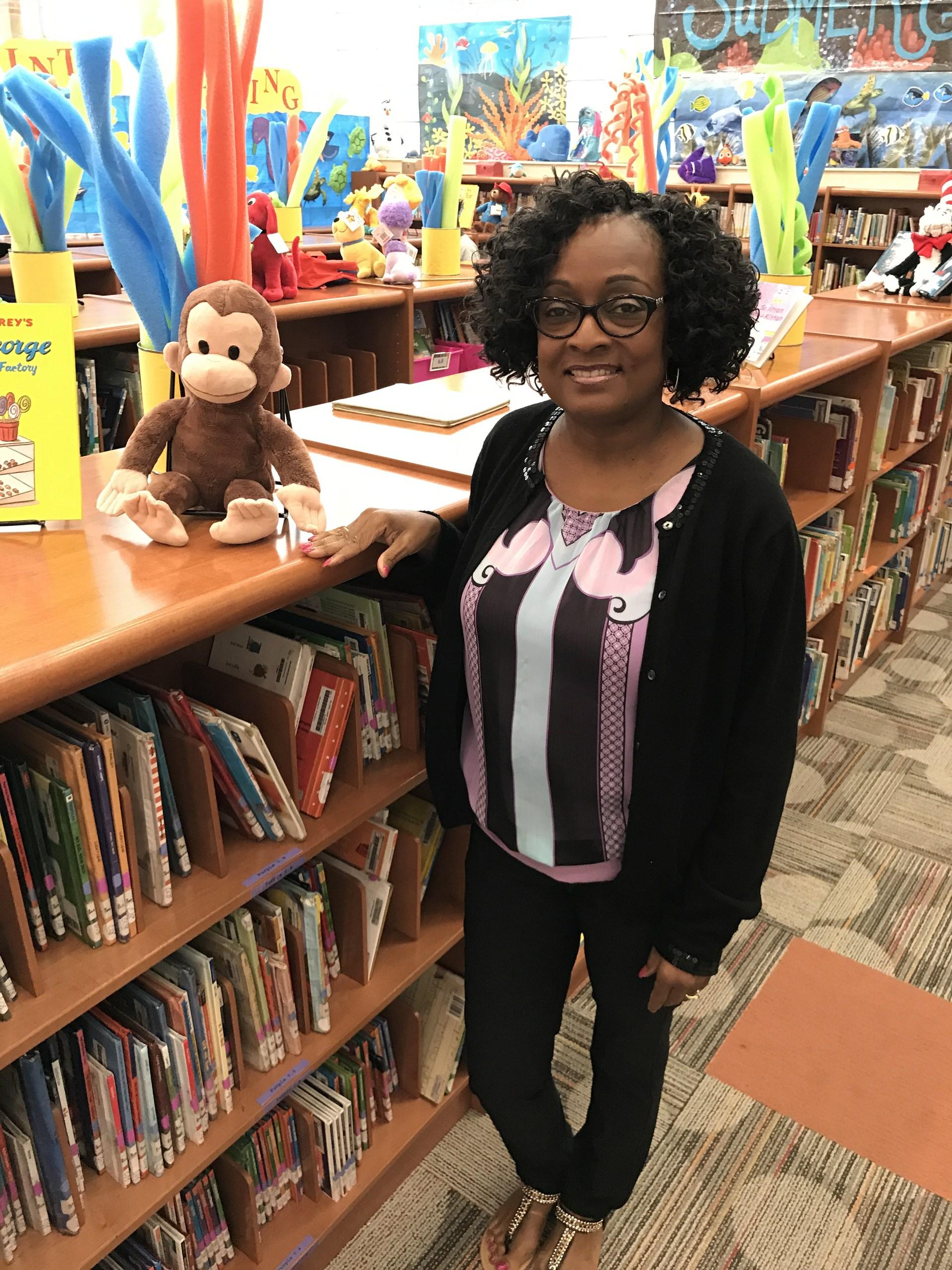 Dr. LaShonda Bess, Academic Coach ELA/Social Studies