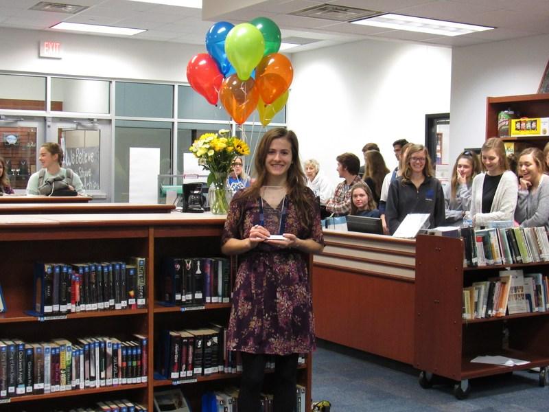 Emma Morgan named National Merit Finalist Thumbnail Image