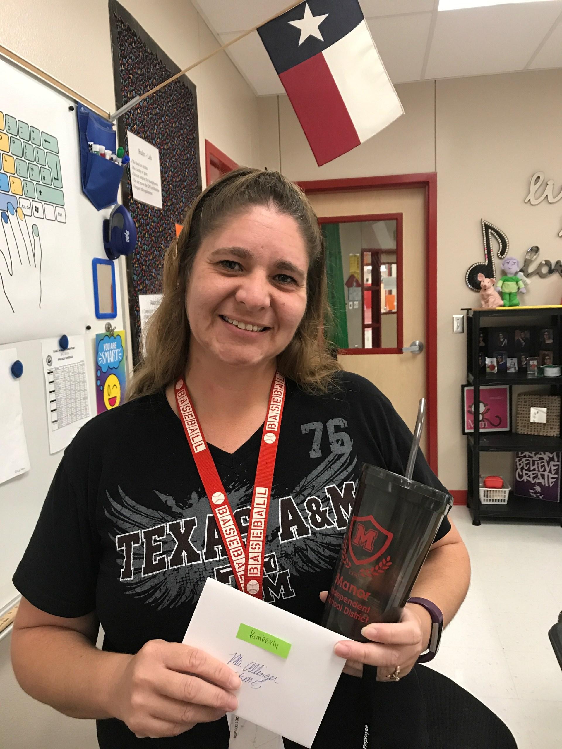 Kimberly Ollinger-BME Teacher