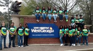 VHS Juniors in SMILE at West Georgia University