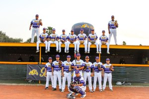 McAllen High baseball team
