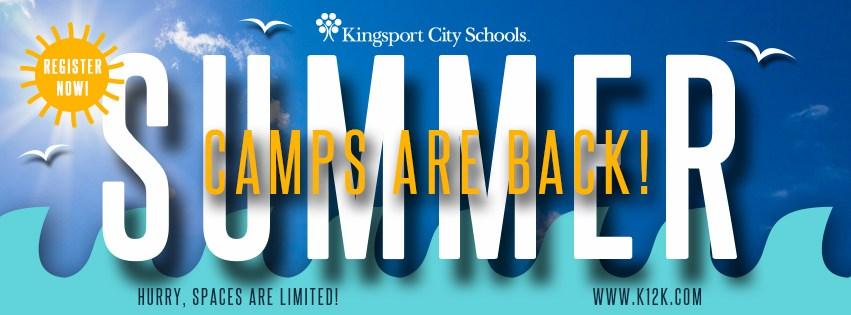 Summer Camp promo