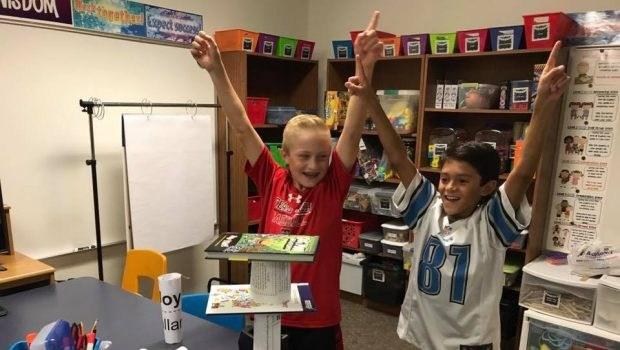 Students explore architecture