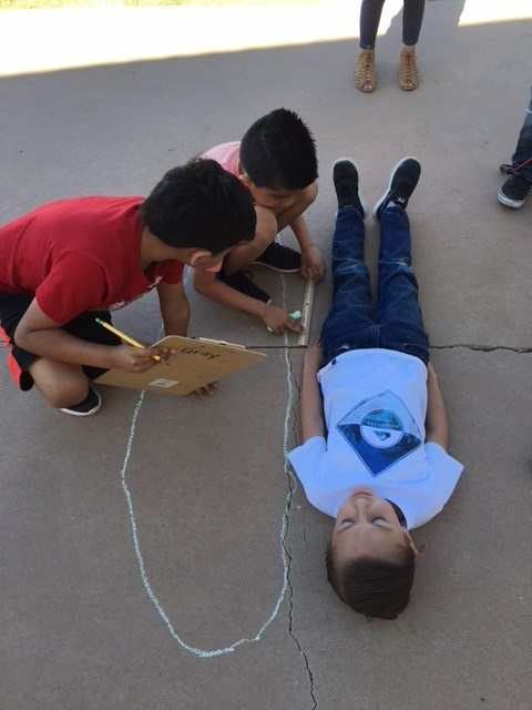1st Grade Takes on Measurement! Thumbnail Image