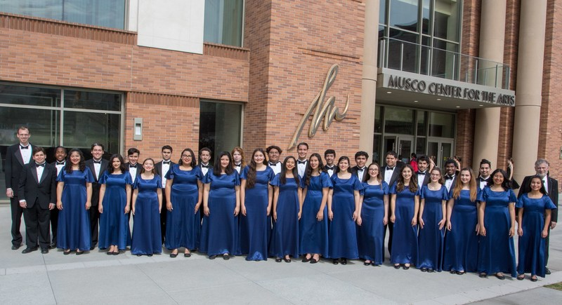 Cal High Choir Performs in CMEA All-State Featured Photo