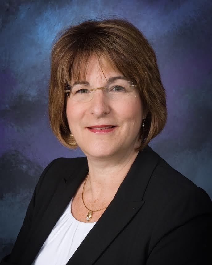 Photo of Board Member Kay Kinsler.