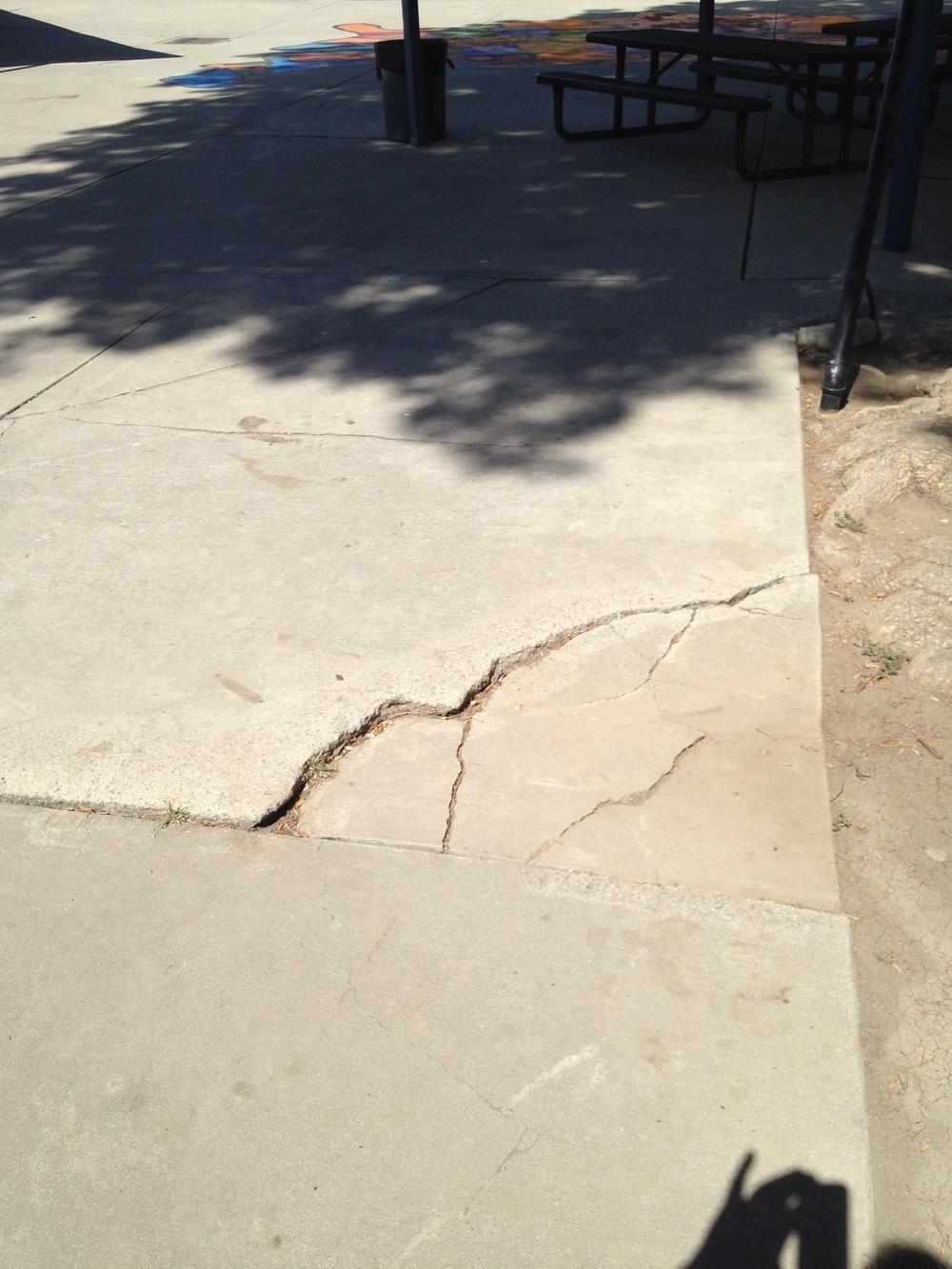 Macy Concrete Repairs