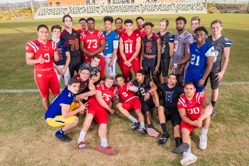 OC Register Football 2nd and 3rd team.