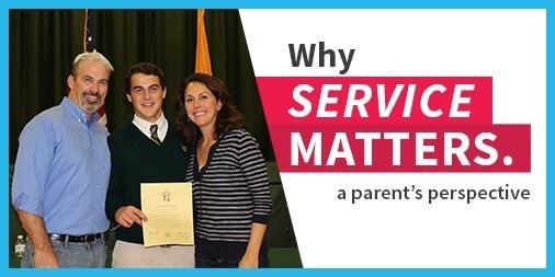Why Service Matters To LC Parents Featured Photo