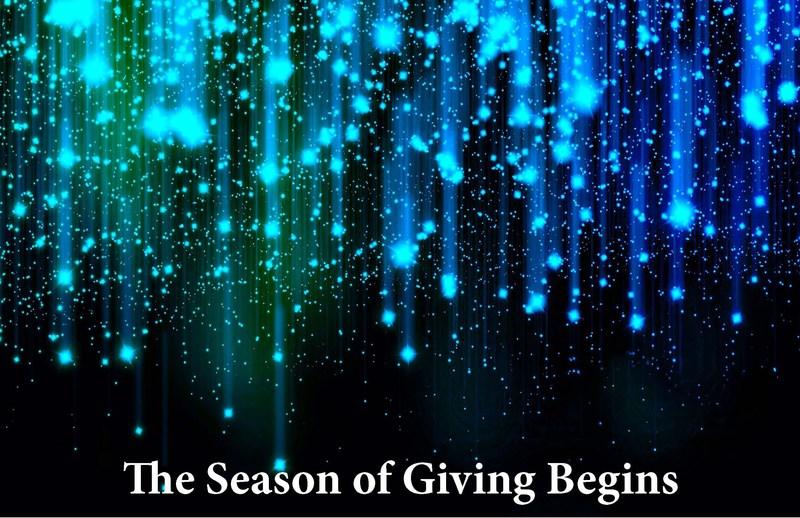 C.U.H.S.D. Season of Giving logo