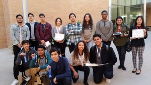MESA competition team