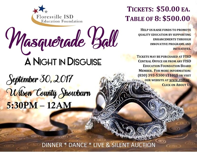 Floresville ISD Education Foundation Gala - Read More Featured Photo