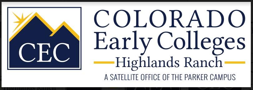 CEC Parker Highlands Ranch Office Logo