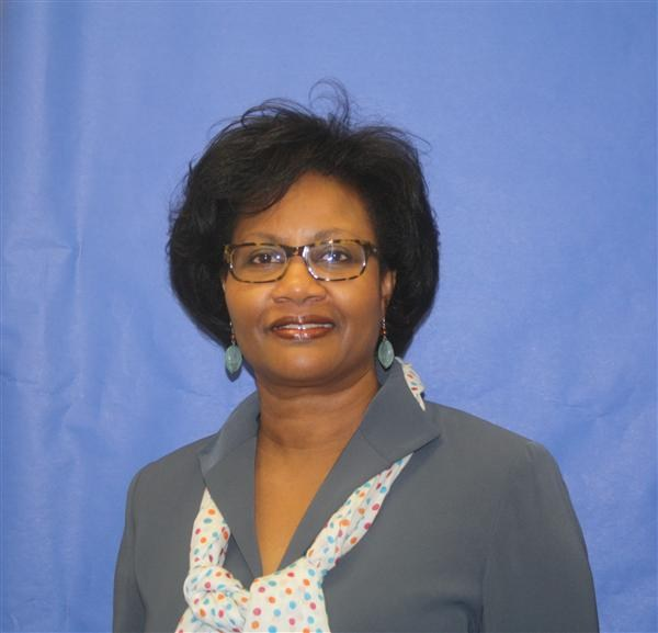 Evelyn James. CFO for Demopolis City Schools