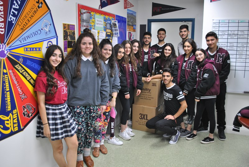 National Honor Society - Cloth Drive Featured Photo