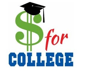 a graphic that says $ For College