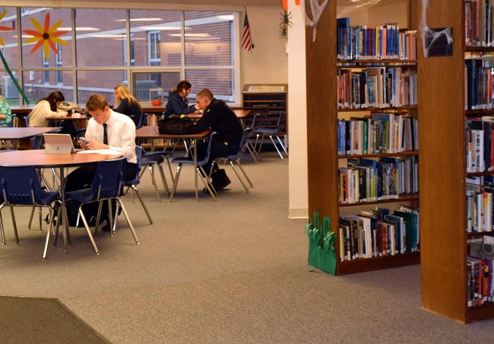 MAHS Library