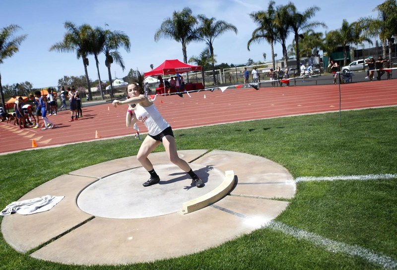 Sarah Perkins Wins CIF Division 4 Title in Shot Featured Photo