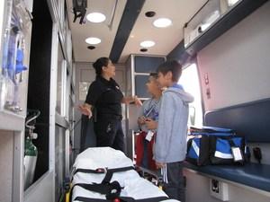 Presentation on ambulance service career.