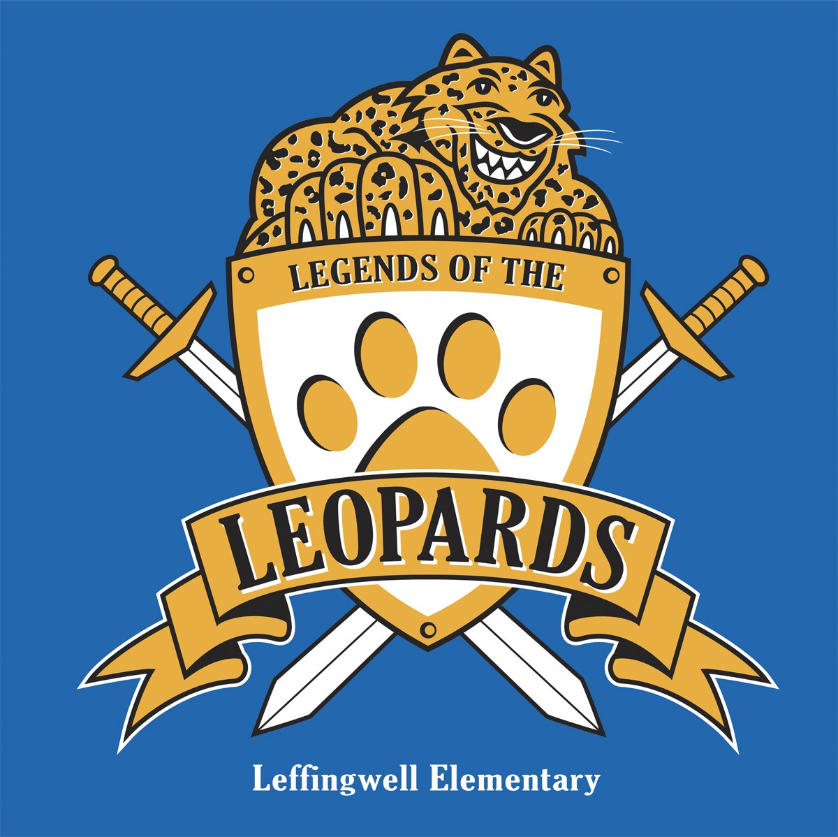 Legends of the Leopards Poster