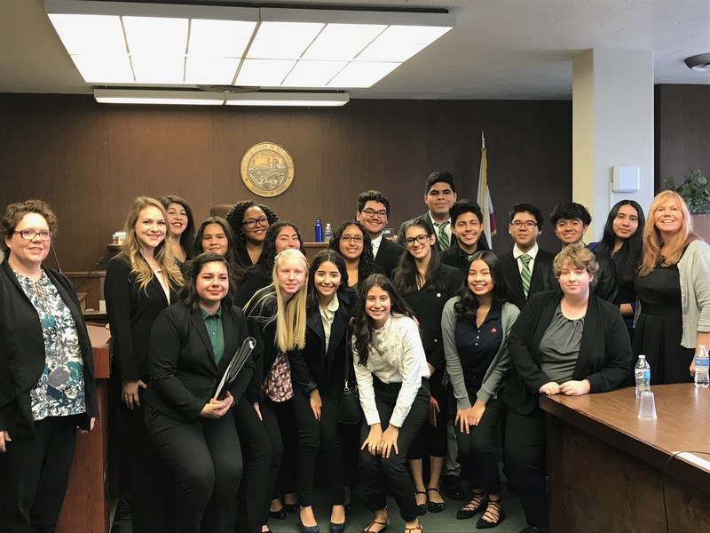 West High School Mock Trial Thumbnail Image