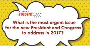 2017 student cam topic