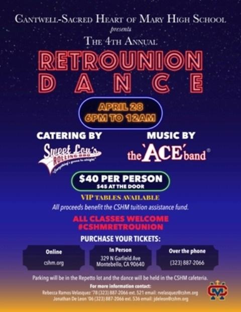 CSHM Retrounion Dance Thumbnail Image