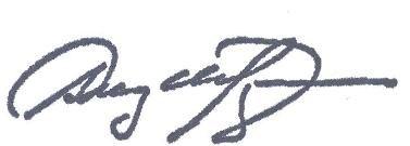 superintendent signature