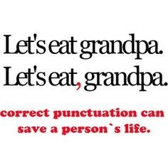 Funny punctuation sign