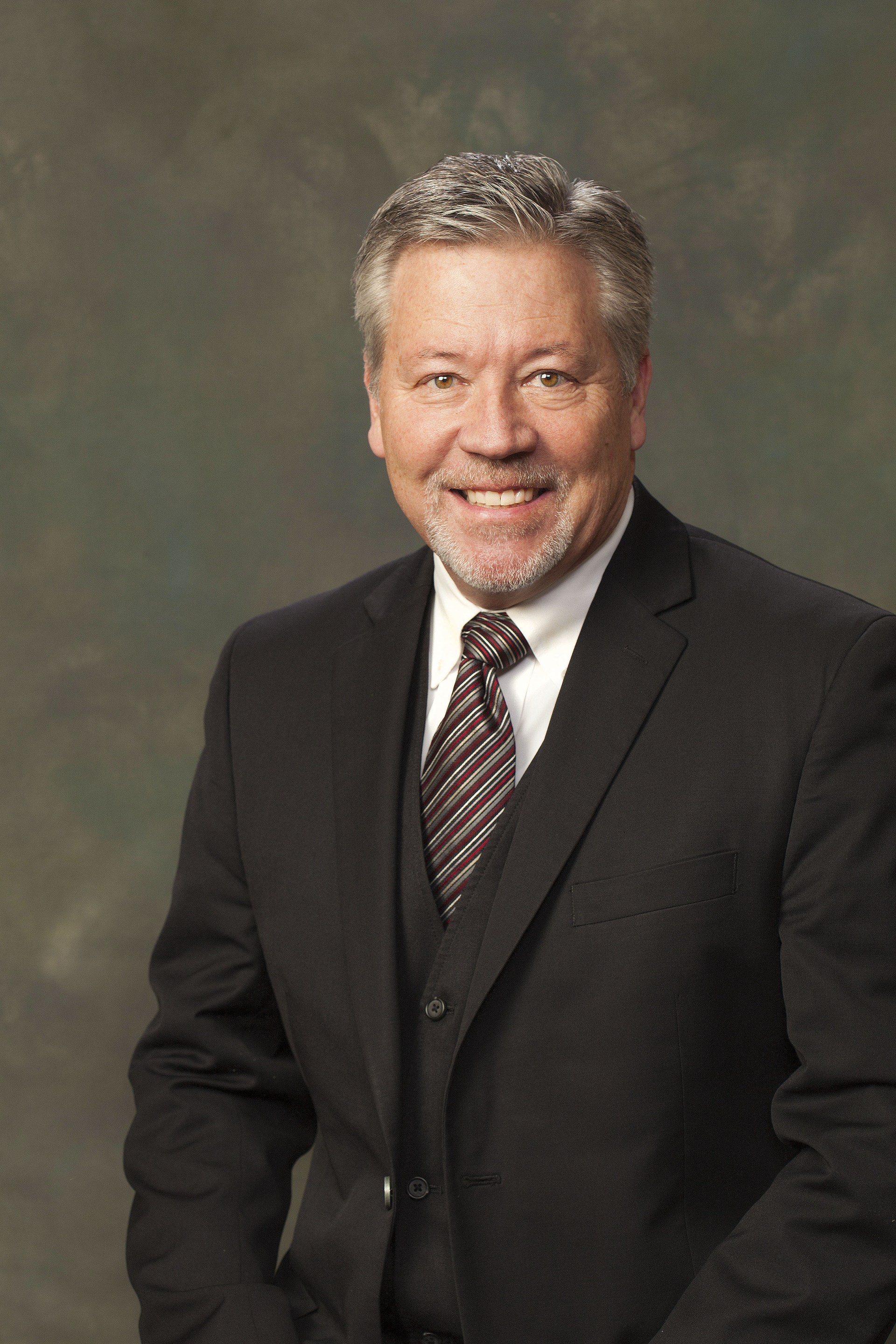 Timothy Ames ~ Superintendent
