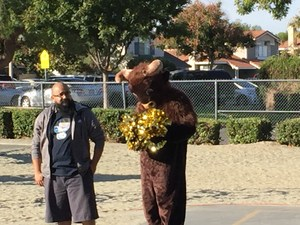 Bryson the Bison, Park Hill Elementary mascot adds to student enthusiasm for college