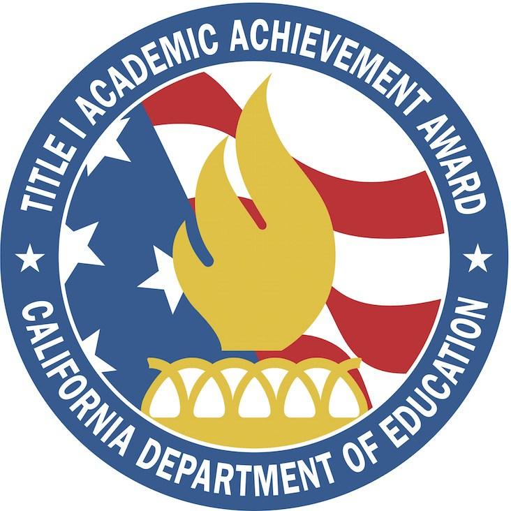 Title 1 Academic Achievement Award logo