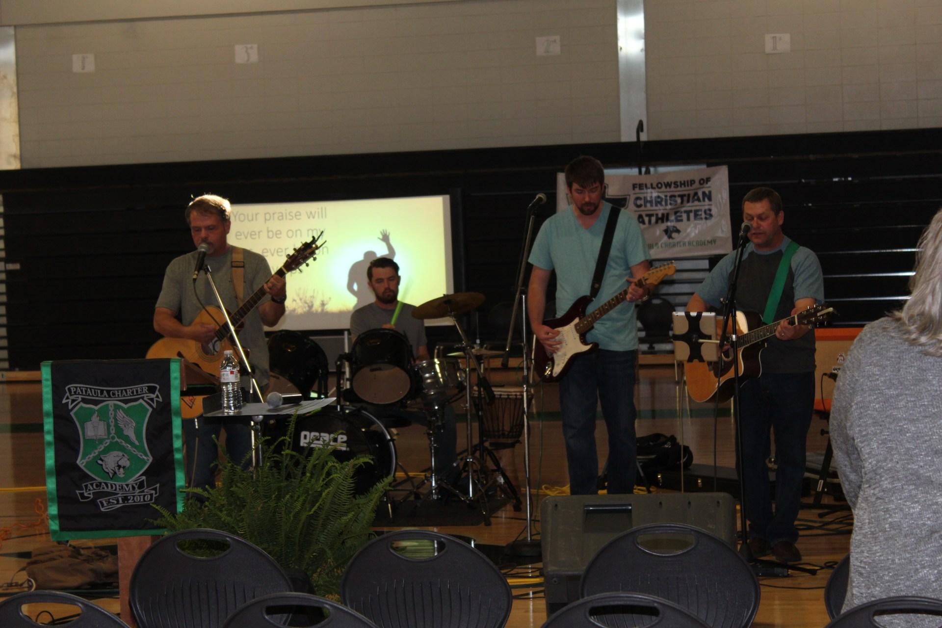 Blakely COG Band