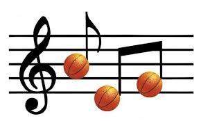 music basketball image