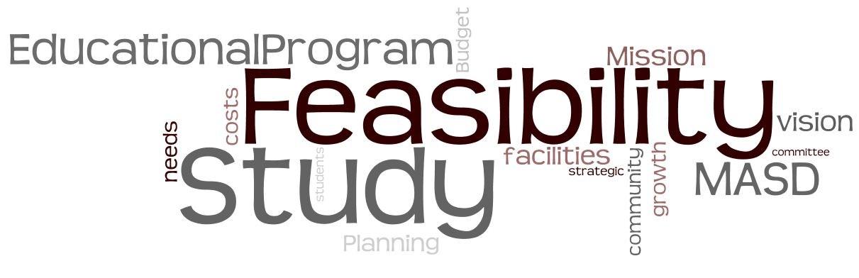 Feasibility Study Word Art Clipart