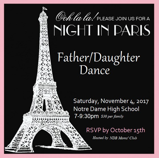 Father/Daughter Dance – A Night In Paris Thumbnail Image