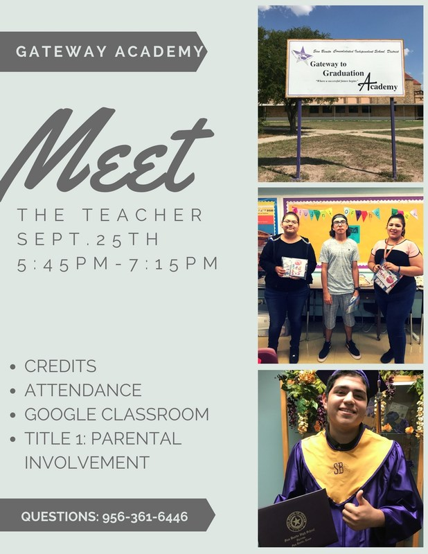 Meet the Teacher 2017