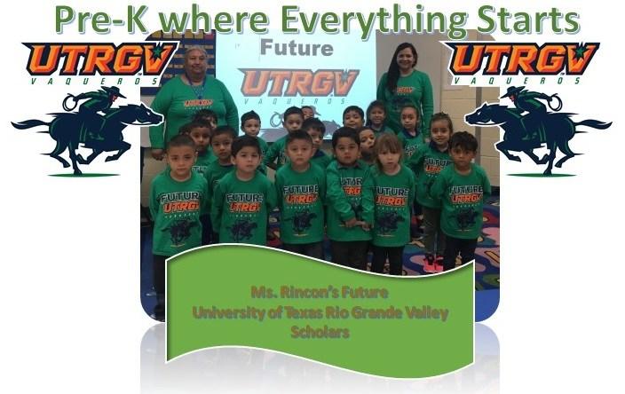 Future UTRGV program at North Elementary Thumbnail Image