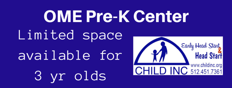 Limited Space available for 3 yr olds Thumbnail Image