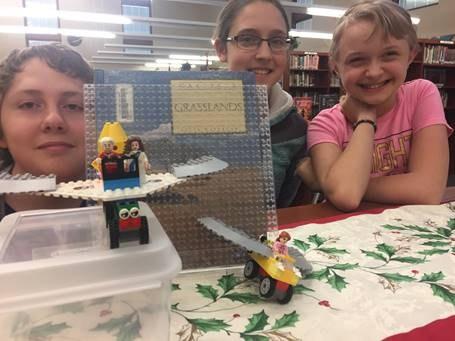 AAJHS Lego Club Thumbnail Image