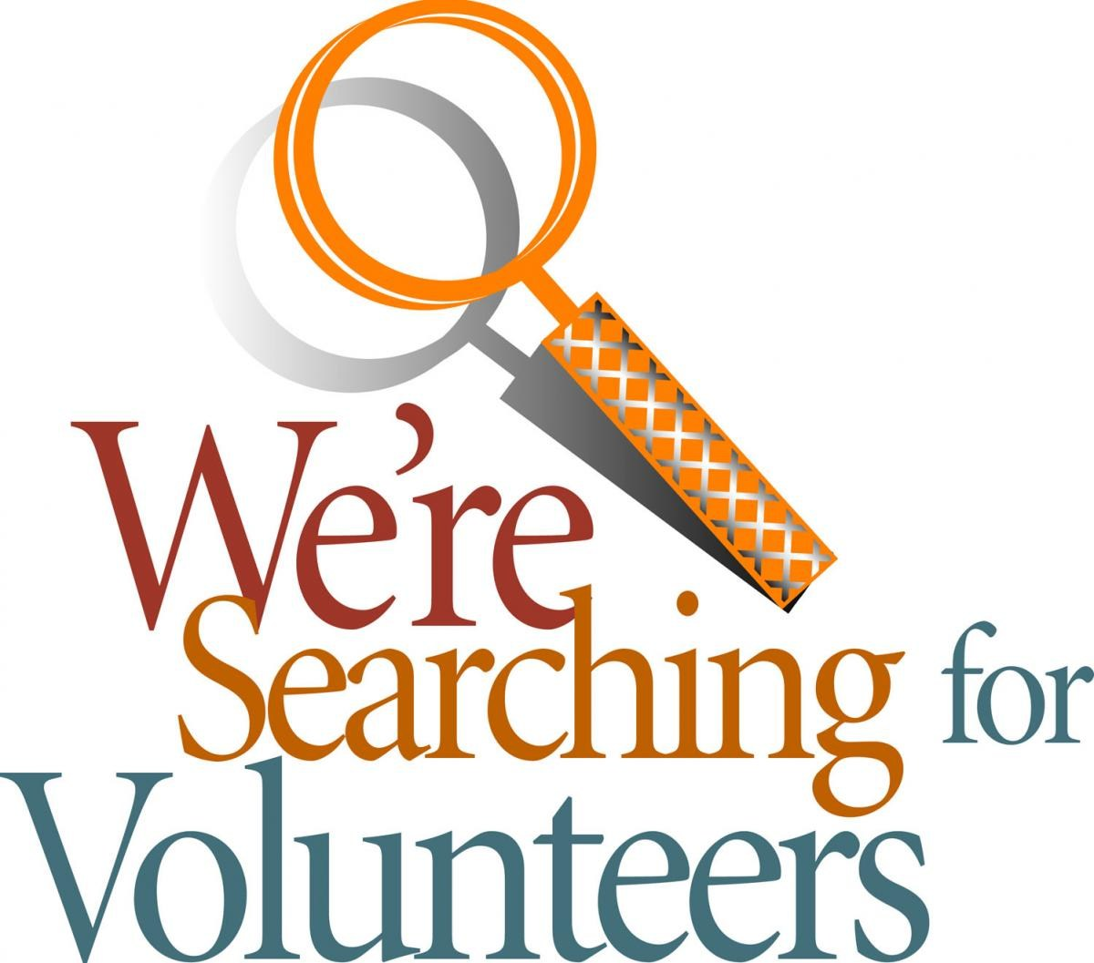 We are searching for Volunteers for Mondays 8 am - 12:30 pm!!