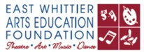 Logo of the East Whittier Arts Education Foundation