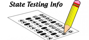 State Testing Info