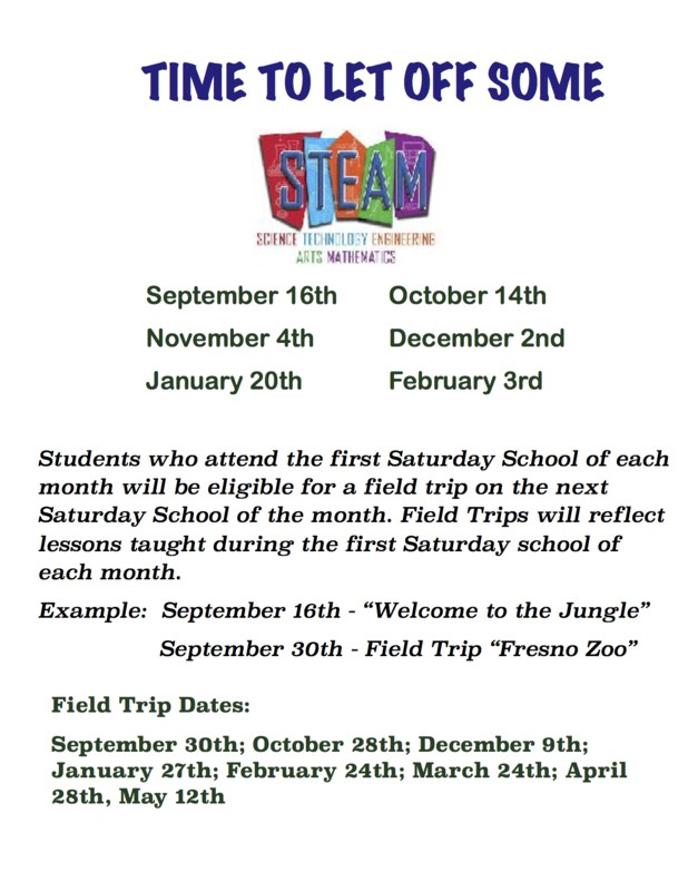 Information & Dates.