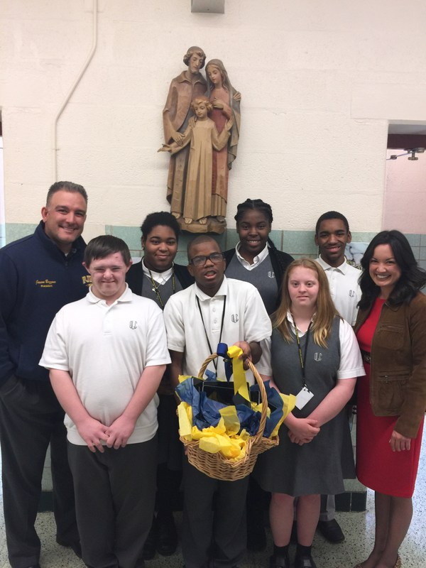 PJP Donates iPads to Our Lady of Confidence Day School Thumbnail Image